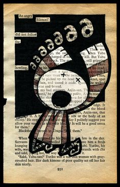 Brilliant British Artist - Dean Mariner: An Angry silence...