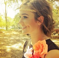 Sadie Robertson is the prettiest girl in my book! I want dem dimples!