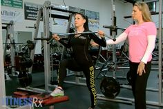 Tone and Tighten Your Back: Lat Pulldown Variations Using Straight Bar
