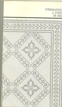 Learn seo marketing for interior design business - Crochet Filet Cross Stitch Borders, Cross Stitch Flowers, Cross Stitch Designs, Cross Stitching, Cross Stitch Patterns, Crochet Bedspread Pattern, Crochet Curtains, Crochet Flower Patterns, Crochet Doilies