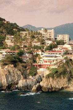 Acapulco, MX. I hope that someday I will be able to take my family there and I hope they too can see why I love it so.