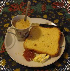 Ildy G. - gasztro és kreatív blogja: Kalács kenyérsütőgépben French Toast, Breakfast, Blog, Morning Coffee, Blogging