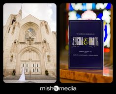 Weddings at Queen of All Saints | Syeda and Mark, Sealed with a J