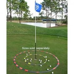 Hey we all could use some improvement in our golf games. Maybe it's your driving, or could it be your chipping, or maybe you are like me and you struggle with the flat stick. In any event, you will find exactly the golf training aid that you are looking for in the sections below. Look around if you see somethig you like click on it. Fairways and greens!!!