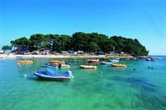 Camping Village Medulin, Istrië - Bungalowtenten en stacaravans van alle aanbieders Boek je op CampingScanner.nl