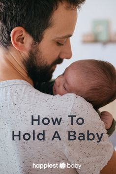 Do you know the 3 ways to hold a baby to calm fussing quickly?  Learn what they are from Dr. Harvey Karp, the best-selling author of The Happiest Baby on the Block.