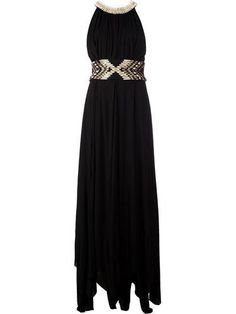 BALMAIN evening gown #dress #balmain #blacktie #women #covetme