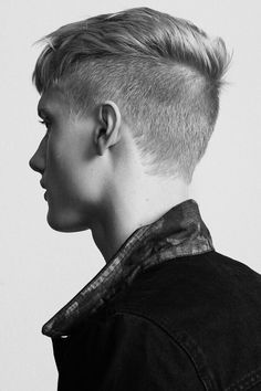 Guy Hairstyles for Short Hair