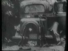 Actual video taken by Ted Hinton moments after the Bonnie & Clyde ambush.