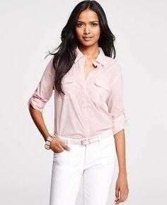 Professionelle: Sea Stripe Shirt