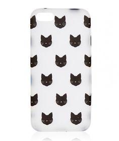 KITTY CAT PHONECASE 6 $5
