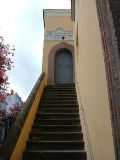 Ischia La perla del Golfo di Napoli: Ospedale di Santa Maria di Loreto a Forio