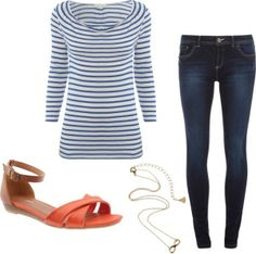 Simple Spring Outfit