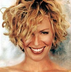 Funky Hairstyles For Curly Hair Hairstyle And Haircuts For Women And Men Wallpaper