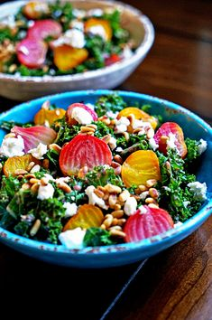 Roasted Beet Salad w