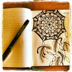 ~ mandala & dream catcher inspiration ~
