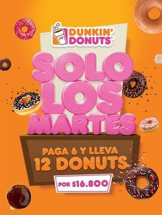 Promo Dunkin Donuts on Behance