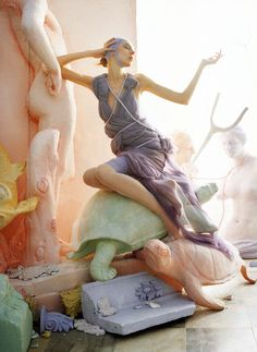 """A Magic World"" by Tim Walker for Vogue Italia January 2008"