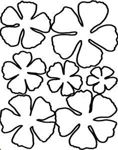 Для вас, наши любительницы прекрасного, мы собрали лучшую на наш взгляд коллекцию шаблонов цветов. Воспользовавшись любым из этих шаблонов, мы сможете сделать цветы из фетра, из ткани, из бумаги или картона.    Перенесите шаблон на фетр или ткань, вырежьте цветы и украшайте по своему усмотрению.   А увеличив шаблоны цветов до нужного размера и использовав гигантские цветы для декора, вам удастся до неузнаваемости преобразить стены любого помещения. Всё, что нужно для этого сделать для, это…