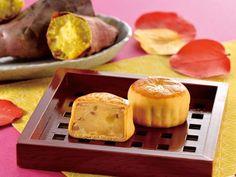 崎陽軒が秋季限定「横濱月餅 焼き芋」-和菓子のような味わい(写真ニュース) - ヨコハマ経済新聞