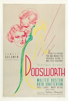 1936 - DODSWORTH - William Wyler