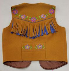 Mary Rose Charlo | NWT Arts Native American Clothing, Native American Design, Native Design, Native American Beadwork, Loom Patterns, Beading Patterns, Aboriginal Clothing, Fur Goods, Wedding Vest