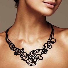 Batucada Jewelry, saw these in barcelona