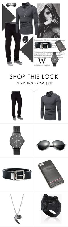 """""""In Secret"""" by freida-adams ❤ liked on Polyvore featuring Jacob Davis, Shoreditch, Burberry, Tommy Hilfiger, John Hardy, Dsquared2, men's fashion and menswear"""