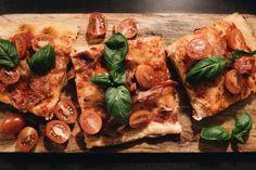 Taivaallinen pannupizza kotona – Annika Ollila
