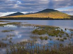 Flagstaff Lake by John Orcutt