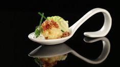 Käsespätzle mit Speck-Zwiebel-Stippe und Kräuter-Crème-fraîche - The Taste - Sat.1