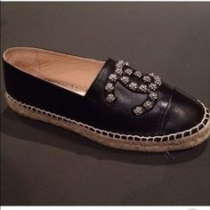 Chanel flat shoes Brand new without the box CHANEL Shoes Espadrilles