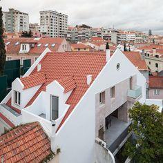 Fragmentos de Arquitectura | Travessa das Necessidades | Lisboa | Arquitetura | Architecture | Atelier | Design | Indoor | Details | Minimal | Minimalism | Minimalist