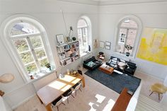 Adventurous Design Quest: Amazingly high ceilings by Bjurfors