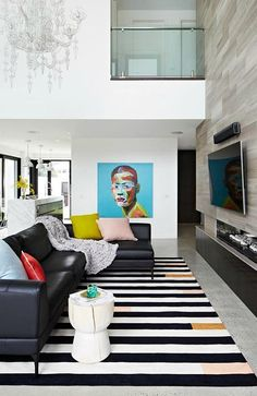 A peek at Chris and Rebecca Judd's Melbourne mansion | The Luxury Post