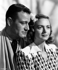 John Wayne & Donna Reed - THEY WERE EXPENDABLE