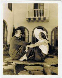 Billy Haines and Joan Crawford, 1936