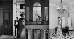 Saint Laurent no Olimpo do luxo #kissandtell #luxo #fashion #altacostura #couture #ysl #saintlaurent #HediSlimane #paris #moda