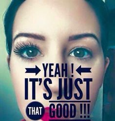 There's nothing like our Younique Fiber lash mascara. Pakistan, 3d Fiber Lash Mascara, Nu Skin Mascara, Mascara Younique, Mascara Tips, 3d Fiber Lashes, Younique Presenter, Makeup Quotes, Beauty Quotes