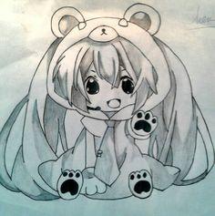 Draw by my friend !