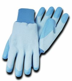 Magid Terra Collection SuperTips Gardening Gloves Womens Medium ** To view further for this item, visit the image link. (This is an affiliate link) Power Hand Tools, Tear, Gardening Gloves, Dry Hands, Medium, Knitting, Collection, Men's Gloves, Women