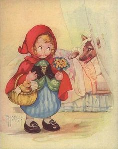 Beatrice Mallet - Little Red Riding Hood