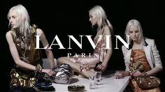 LANVIN SPRING / SUMMER 2014 CAMPAIGN