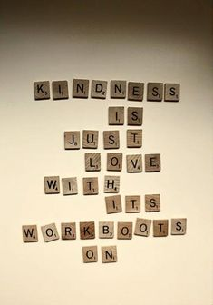 Kindness makes health care better.  Doesn't take more time and it doesn't cost you anything.