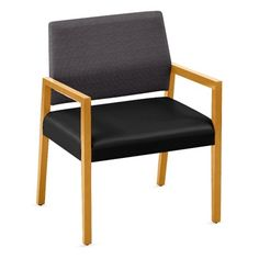 Oversized Polyurethane or Fabric/Poly Guest Chair - NBF Signature Series | National Business Furniture