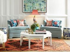 Where to Buy Gorgeous Vintage Furnishings Online - a list from Architectural Digest