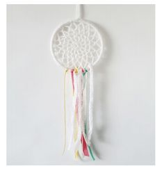Exclusive Pattern Just For You – Crochet Dreamcatcher – Crochet