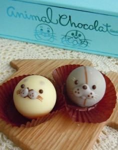 seal sweets, bonbon