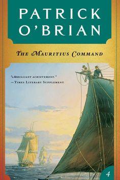 Amazon.com: The Mauritius Command (Vol. Book 4) (Aubrey/Maturin Novels) eBook: Patrick O'Brian: Kindle Store