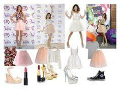 Violetta / Martina Stoessel style
